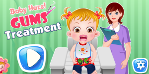 Hra - Baby Hazel Gums Treatment