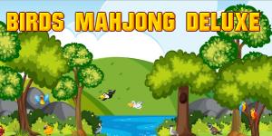 Hra - Birds Mahjong Deluxe