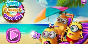 Hra - Mini Summer Vacation