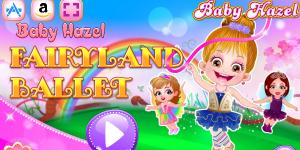 Hra - Baby Hazel Fairyland Ballet