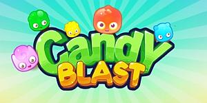 Hra - Candy Blast