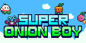 Hra - Super Onion Boy