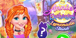 Hra - Annie's Enchanted Lemonade Stand