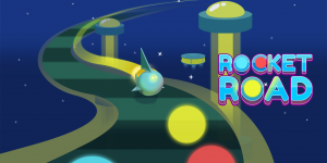 Hra - Rocket Road