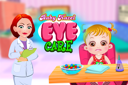 Hra - Baby Hazel Eye Care