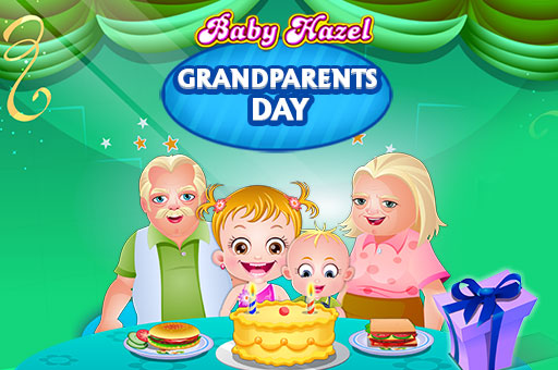 Hra - Baby Hazel Grandparents Day