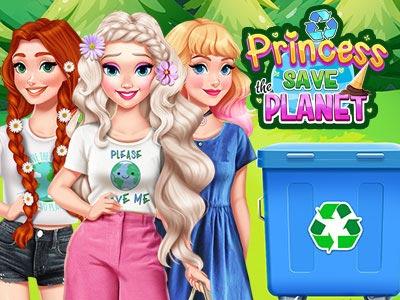 Hra - Princess Save the Planet