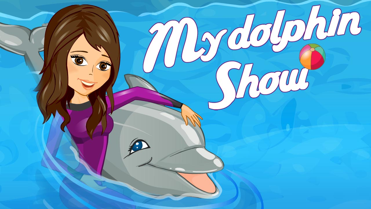 Hra - MY DOLPHIN SHOW 1 HTML5