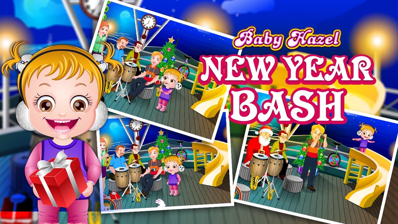 Hra - Baby Hazel Newyear Bash