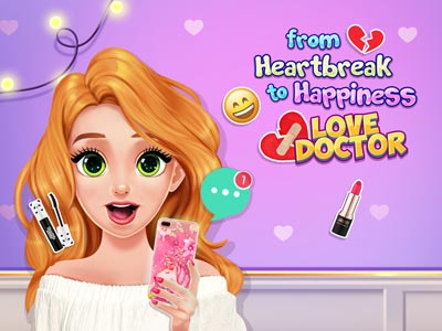 Hra - From Heartbreak to Happiness : Love Doctor