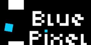 Hra - Blue Pixel
