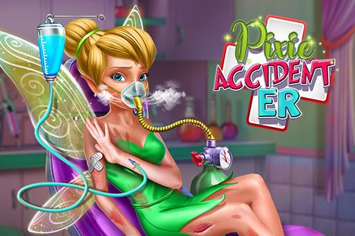 Hra - Pixie Accident Er