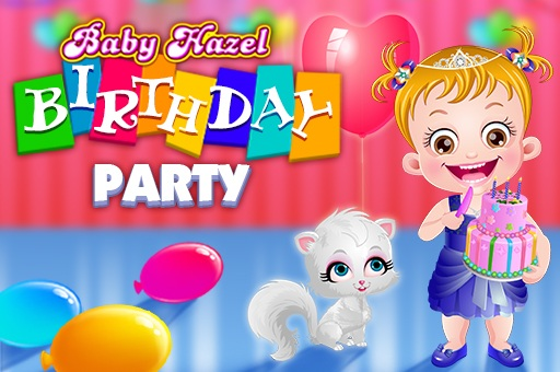 Hra - Baby Hazel Birthday Party