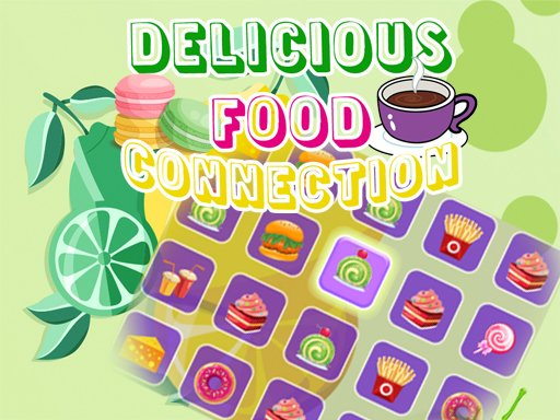 Hra - Delicious Food Connection