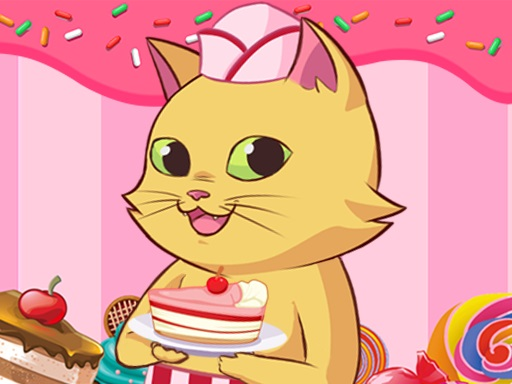 Hra - Kitty's Bakery