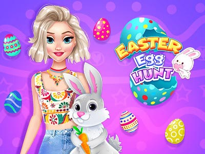 Hra - Easter Egg Hunt