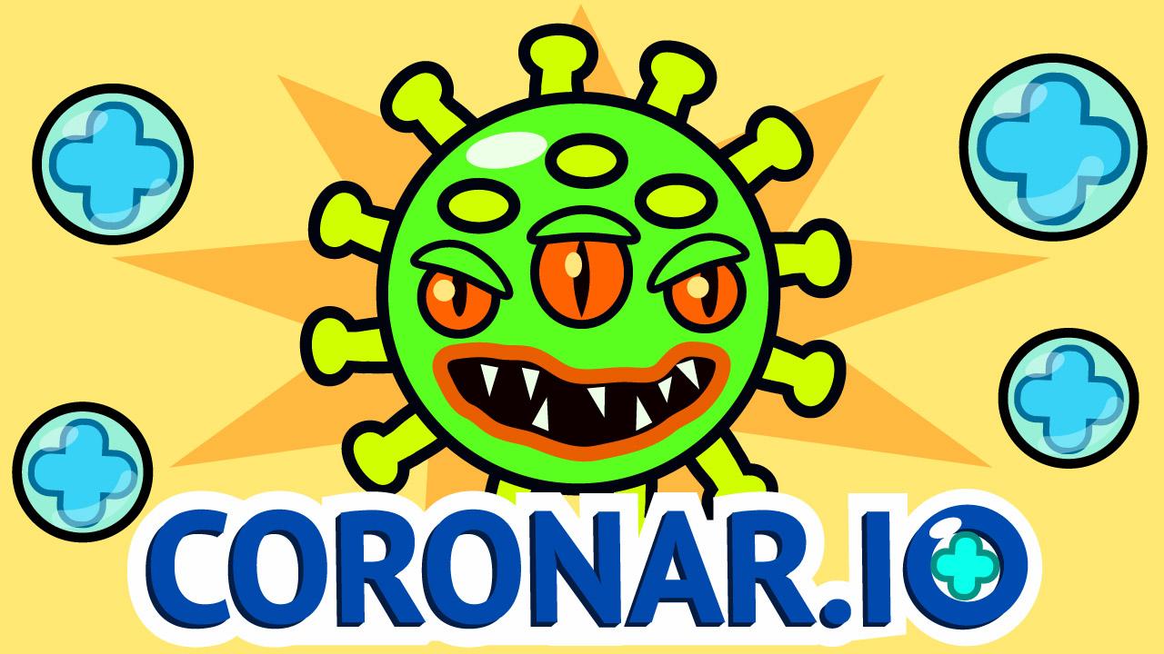 Hra - Coronar.io