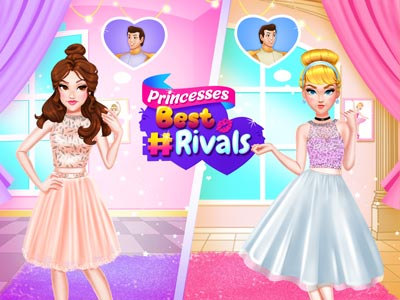 Hra - Princesses Best #Rivals