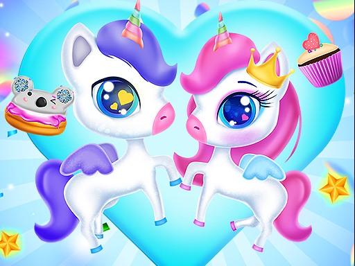Hra - Unicorns Birthday Surprise