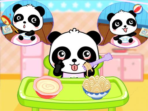 Hra - Baby Panda Care
