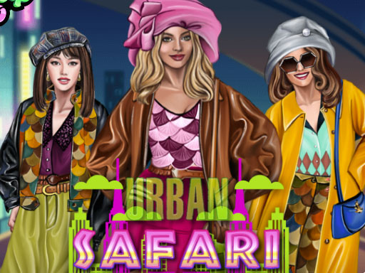 Hra - Urban Safari Fashion