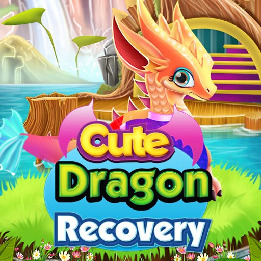 Hra - Cute Dragon Recovery