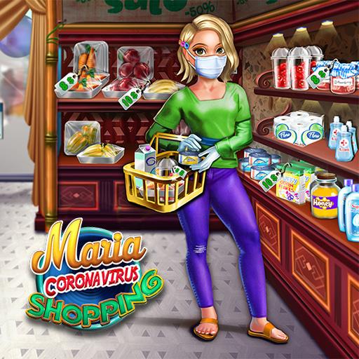 Hra - Maria Coronavirus Shopping