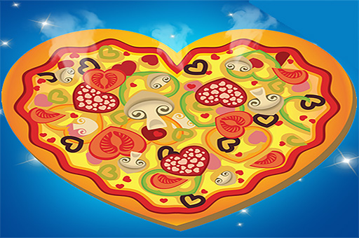 Hra - Pizza Maker Cooking Games