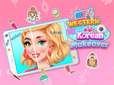 Hra - Western Vs Korean Glass Skin Routine