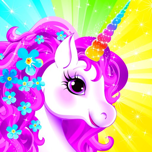 Hra - Unicorn Dress Up - Girls Games
