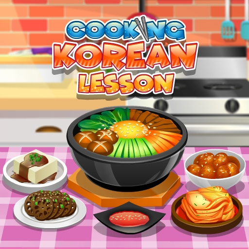 Hra - Cooking Korean Lesson