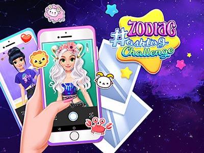 Hra - Zodiac #Hashtag Challenge
