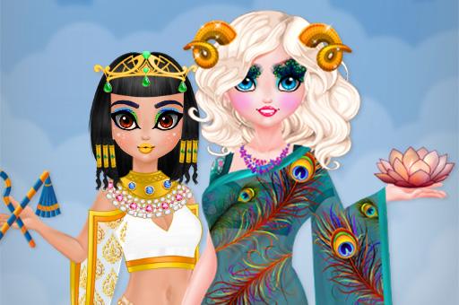 Princess Dazzling Goddesses