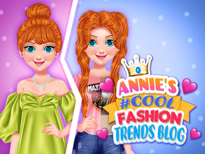 Hra - Annie's #Cool Fashion Trends Blog