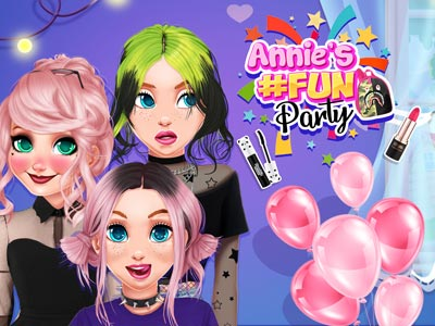 Hra - Annie's #Fun Party