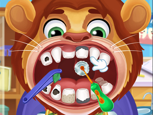 Hra - Children Doctor Dentist 2