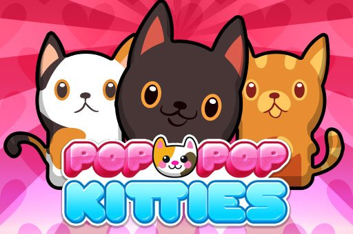 Hra - Pop-Pop Kitties