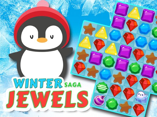 Hra - Winter Jewels Saga
