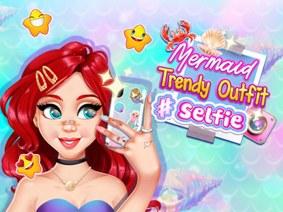 Hra - Mermaid Trendy Outfit #Selfie