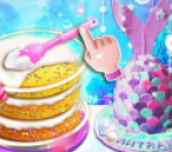 Hra - Unicorn Chef Design Cake
