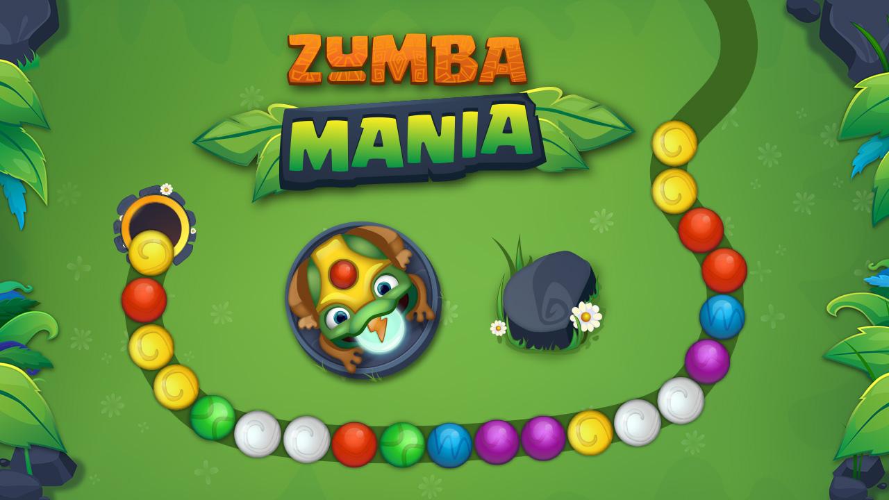 Hra - Zumba Mania