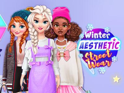 Hra - Winter Aesthetic Streetwear