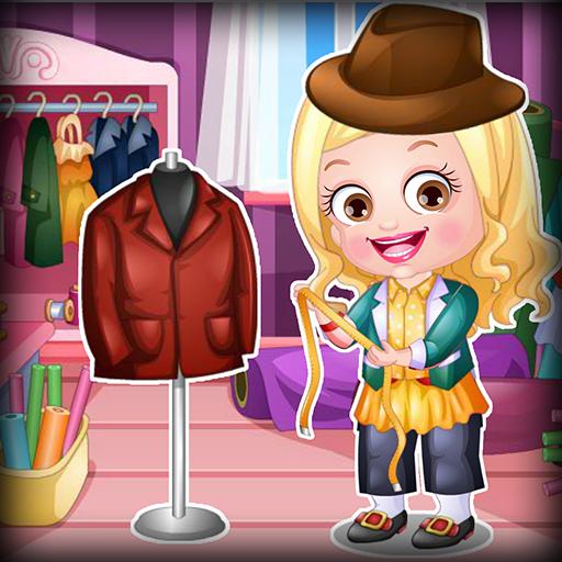Hra - Baby Hazel Dressmaker Dressup