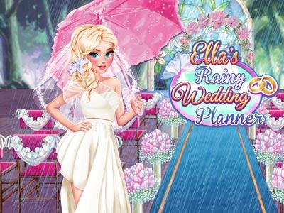 Hra - Ella's Rainy Wedding Planner