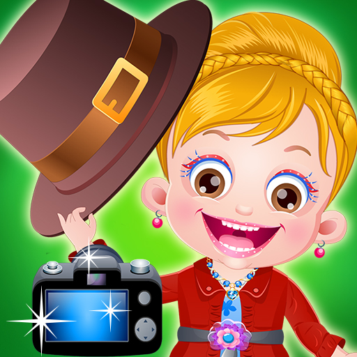 Hra - Baby Hazel Photoshoot