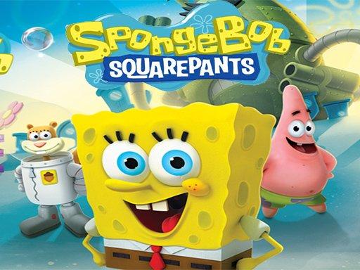 Hra - Spongebob Squarepants Run 3D