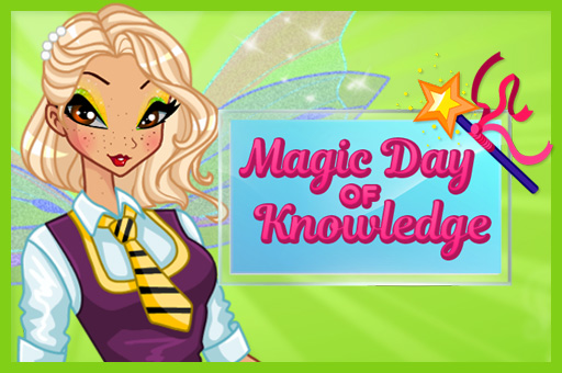 Magic Day of Knowledge