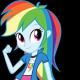 Rainbow Dash good